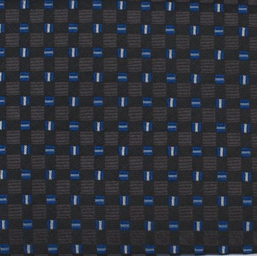 """Vyriškas kaklaraištis """"Pilki langučiai"""" P02"""