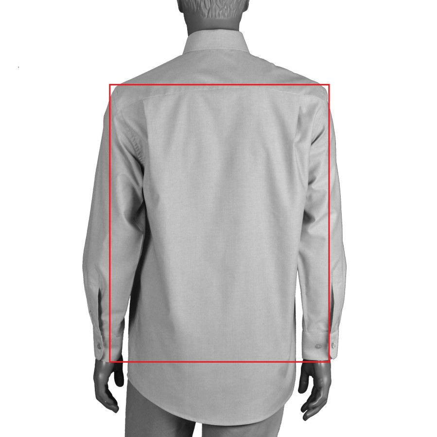 Rudi vyriški marškiniai SEAL BROWN