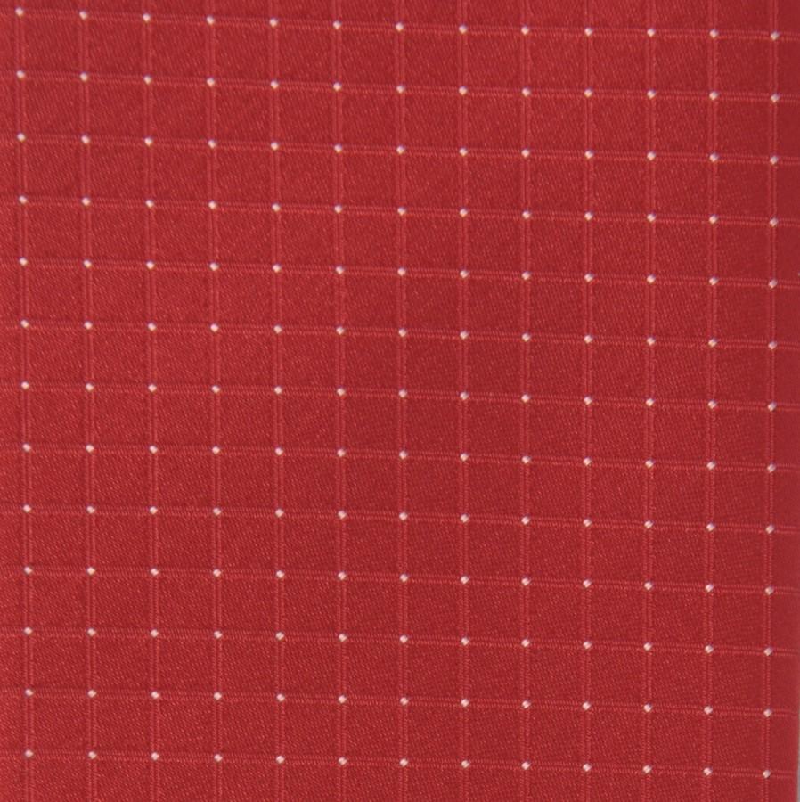 """Vyriškas kaklaraištis """"Raudoni kvadratėliai"""" R05"""