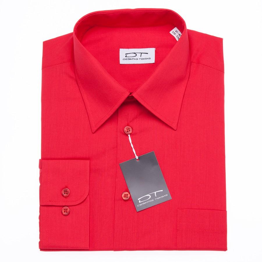 Dress shirt RED