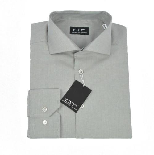 Pilki  vyriški marškiniai OXFORD